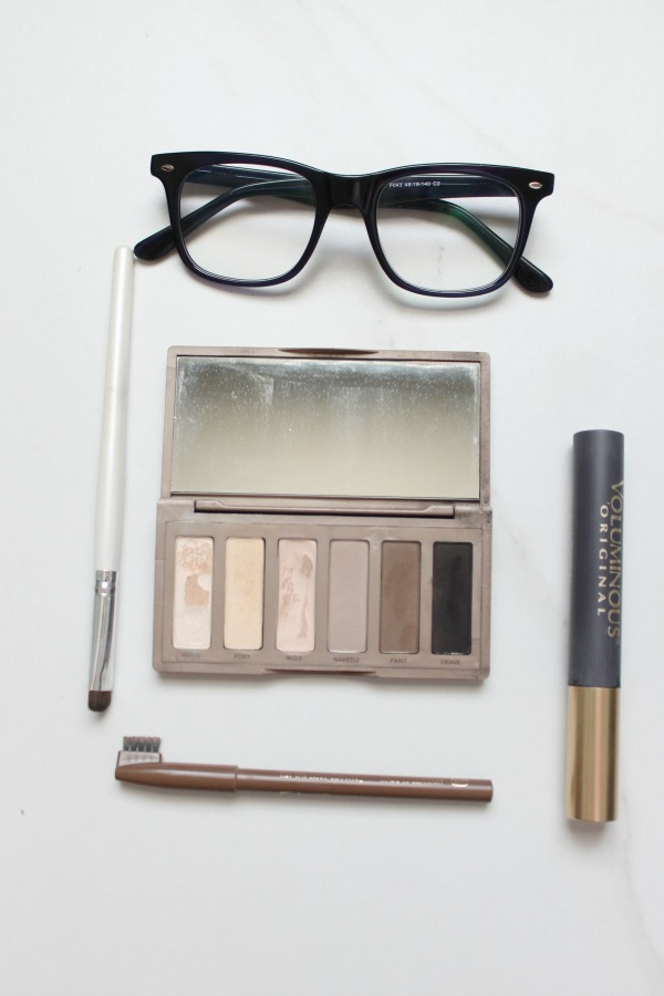 firmoo, glasses, makeup tutorial, simply sutter