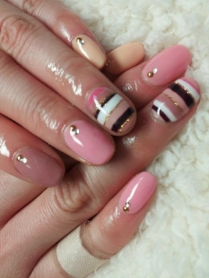 Cool-Nail-Art-Designs-for-Fall-2012-9