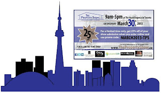 Property Show Toronto at The Hyatt Regency Hotel, March 30, 2013, image