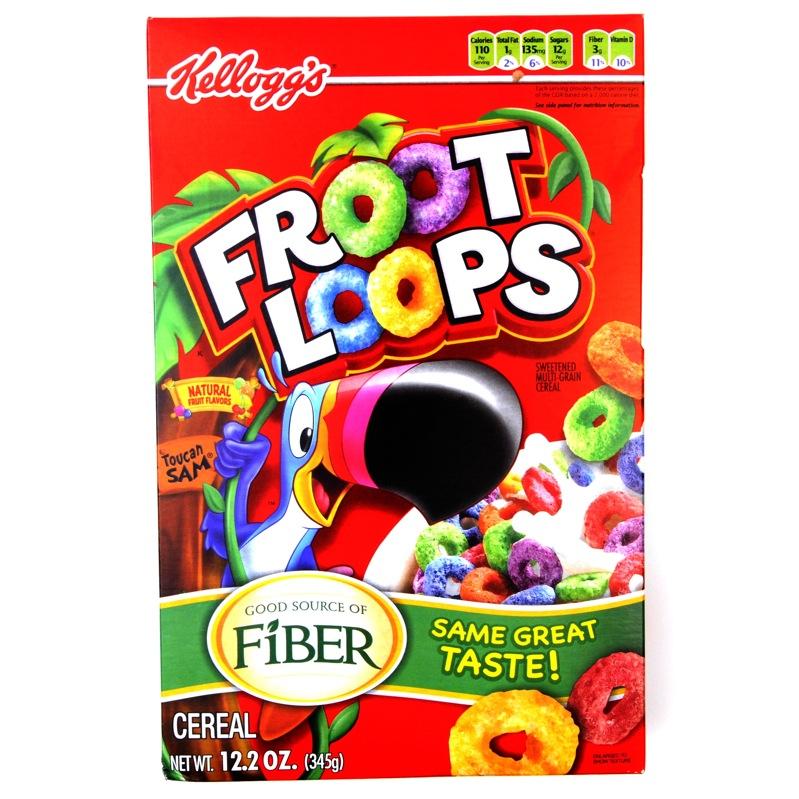 Fruit Loops Slogan