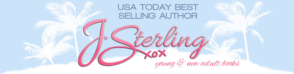 New Adult Author, J. Sterling