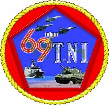 SELAMAT HUT TNI KE 69 TAHUN 2014