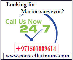 Marine surveyors in Dubai