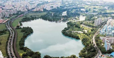 Singapore – Jurong Lake District