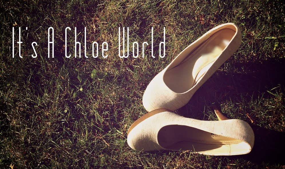 It's a Chloe World!