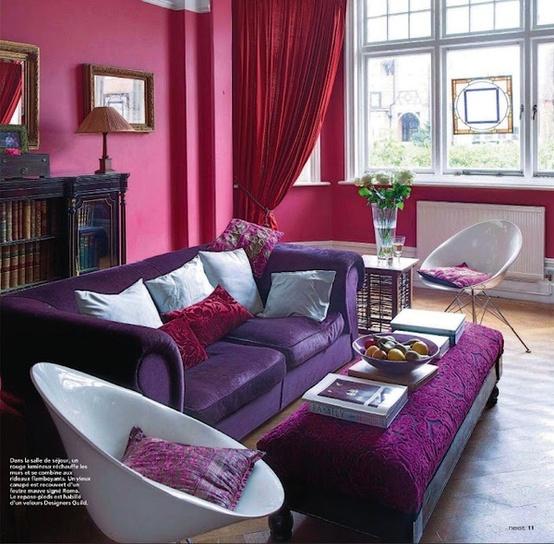 Colores fr os colores c lidos decoraci n for Dormitorios colores calidos