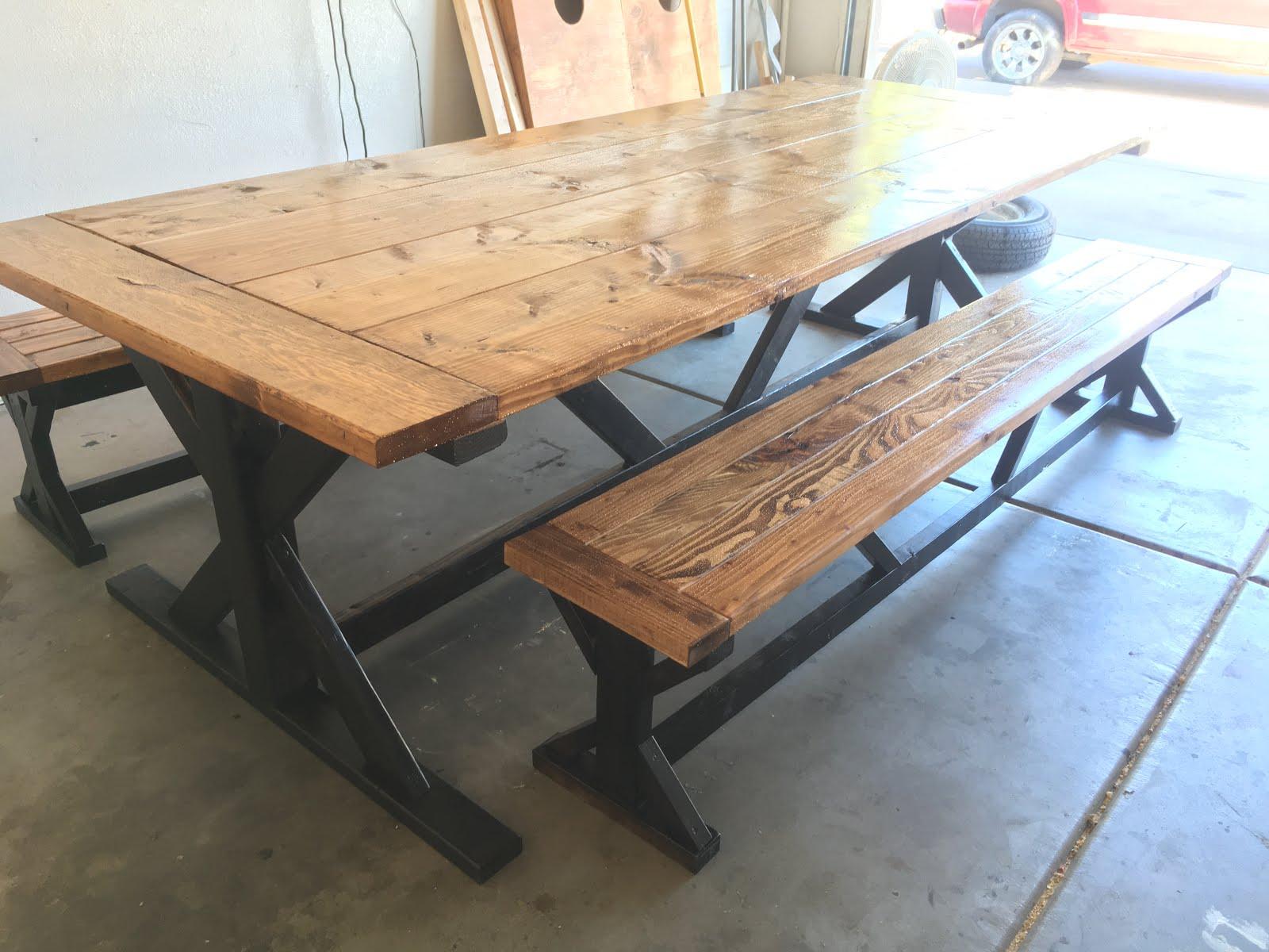 Ordinaire Gilbert Custom Farmhouse Tables