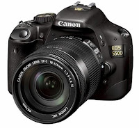 DSLR CANON EOS 550D Kit2