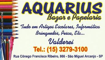 AQUARIUS Bazar e Papelaria