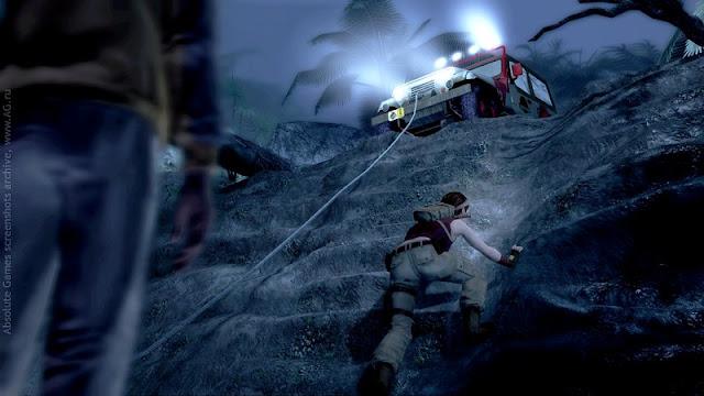 Jurassic Park The Game-FLT