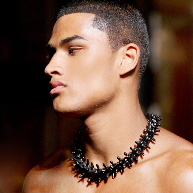 Sean's Blog: Rob Evans Model/ New Judge On ANTM Cycle 19