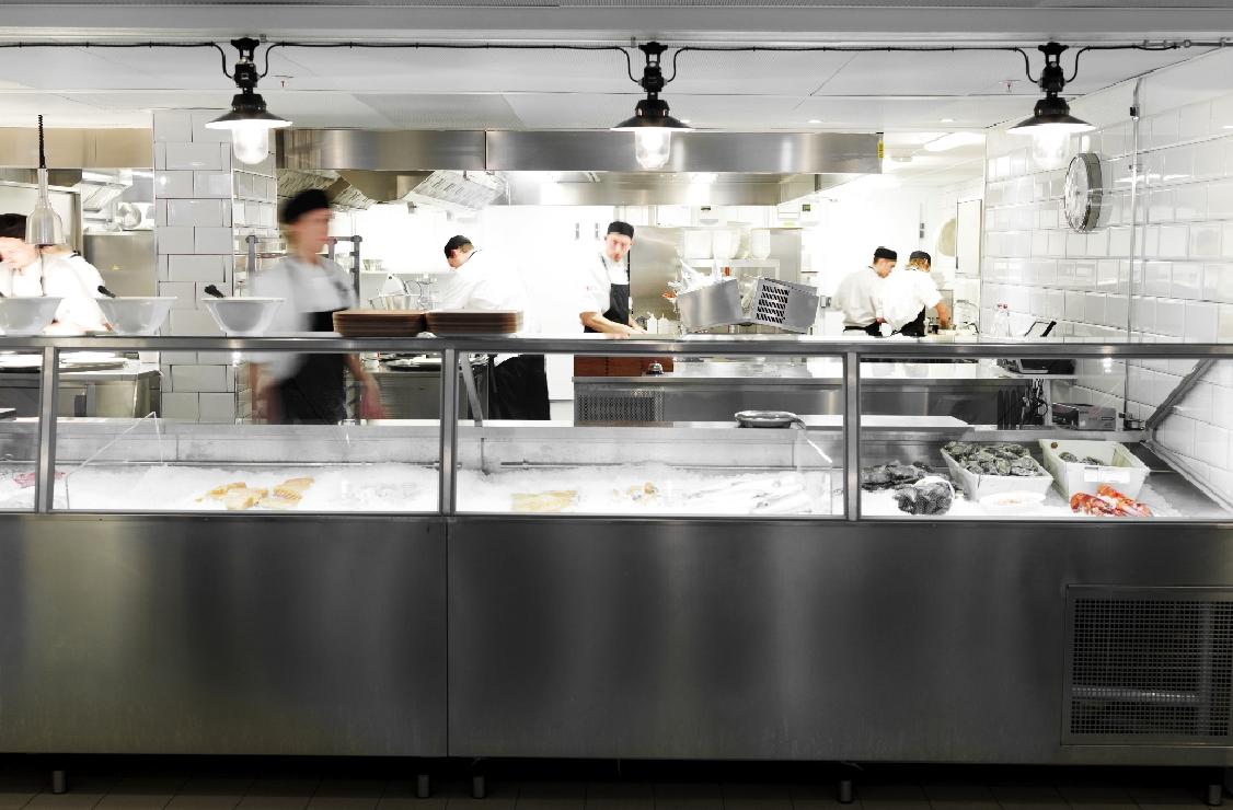 DOBRE PROJEKTY  BLOG B A R W SZTOKHOLMIE -> Projekt Kuchnia Restauracja Koszalin