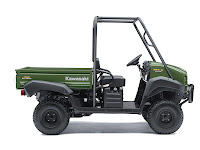 2013 Kawasaki Mule 4010 4x4 ATV pictures 2