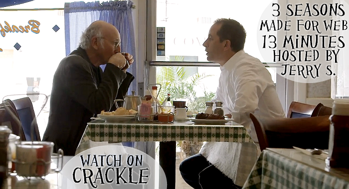 Comedians In Cars, Getting Coffee- What I'm Streaming
