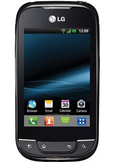 New LG Optimus Net Mobile Phone
