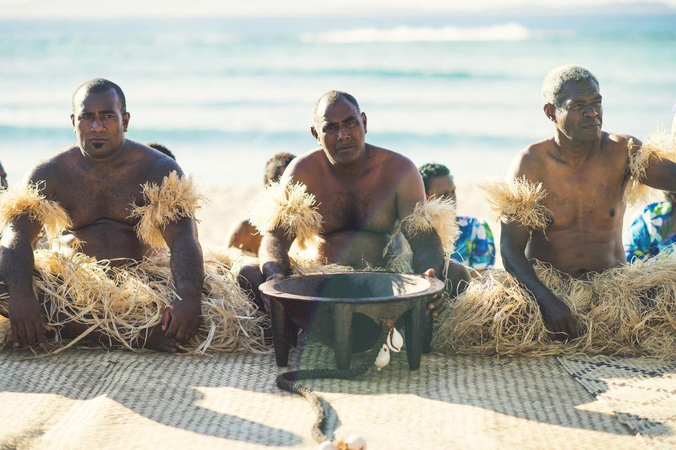 39 Kava Ceremony 2015 Fiji Womens Pro Fotos WSL Kirstin