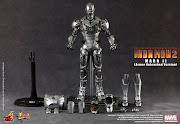 Iron Man Mark II Armor Unleashed