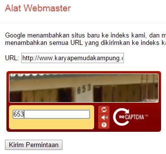 Cara Agar Blog Artikel Cepat Terindex Google