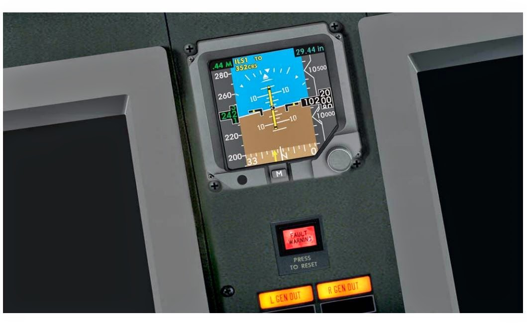 Электронные резервные, измерительные системы ESIS GH-3000 и 3100