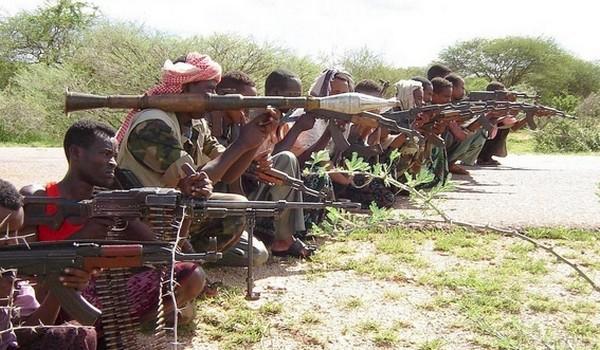 Grupos rebeldes del Congo
