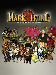 Mark Leung: Revenge Of The Bitch PC Game (cover)