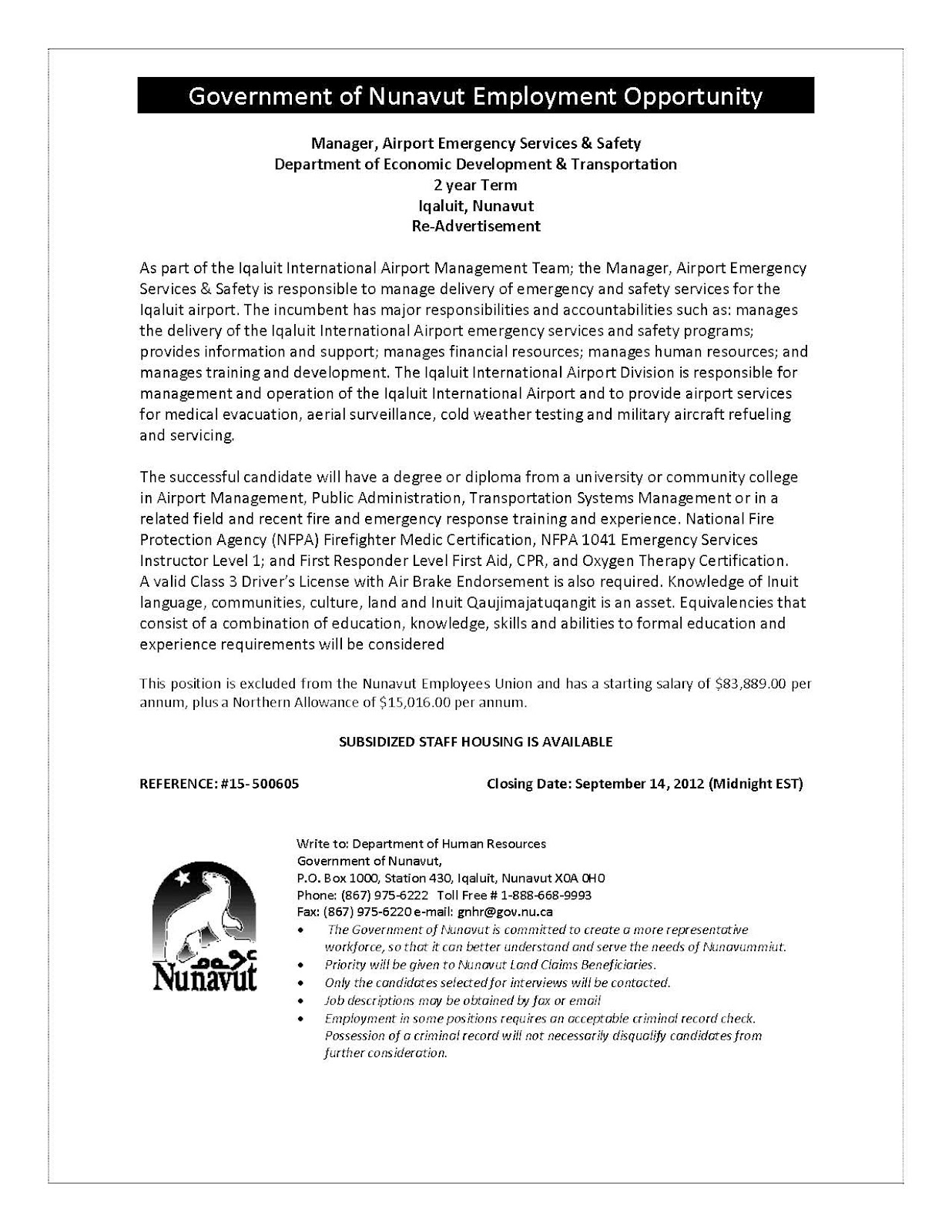 AV-OP Connections: September 2012