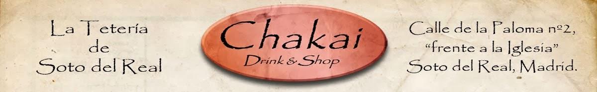 Chakai, La Tetería de Soto del Real