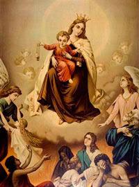 Virgen del Carmen, 16 de julio