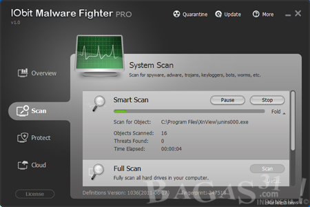 IObit Malware Fighter 1.0 Final + Patch 3