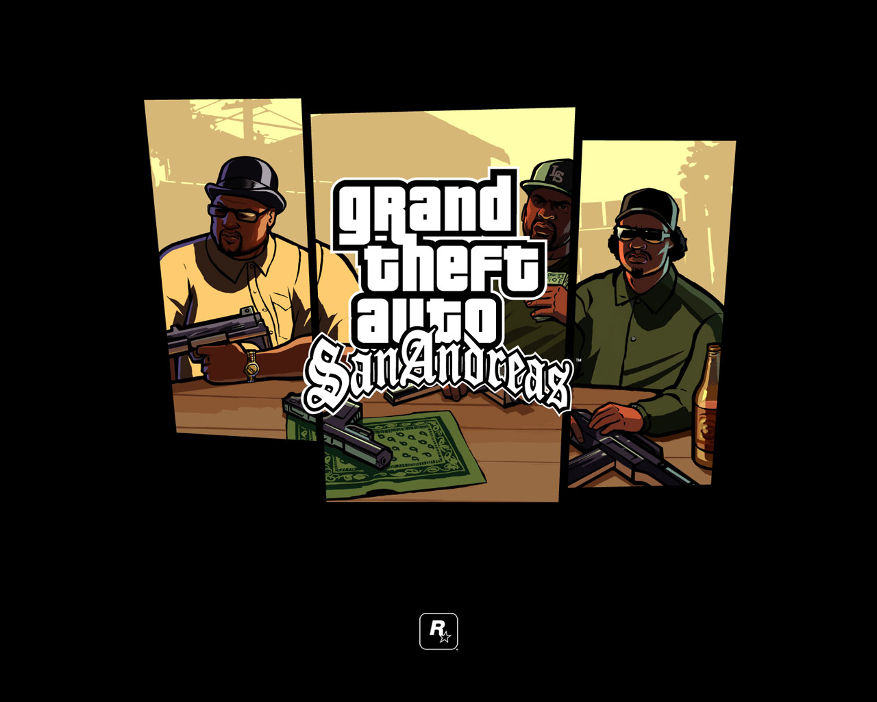 GTA-SanAndreas.com - Button Cheats