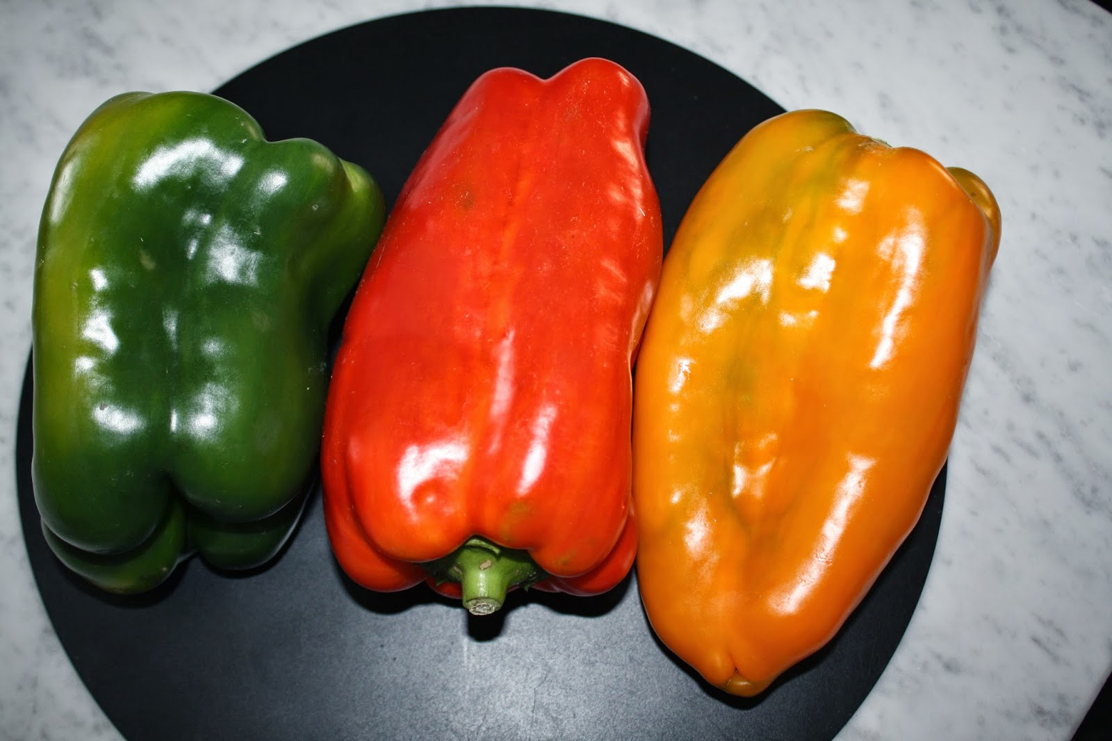 ricetta peperoni