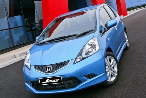 Honda Jazz car manufacturer launched the newest face. Which is now