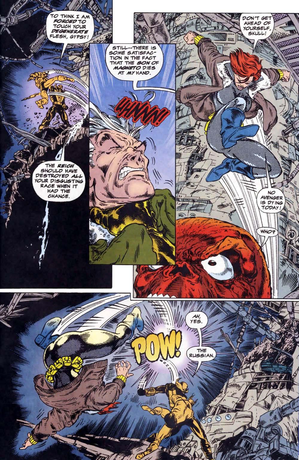 Captain America (1968) Issue #439c #391 - English 12