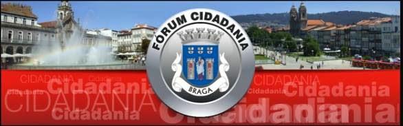 PARTICIPAÇÃO NO Fórum Cidadania Braga