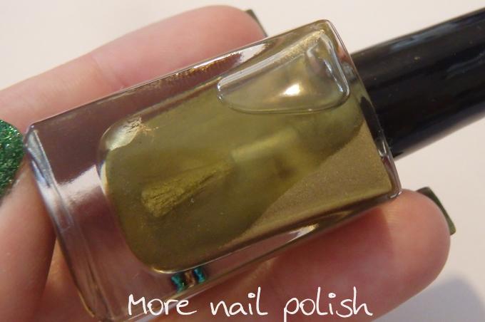 Mix it baby - how to mix up settled nail polish ~ More Nail Polish