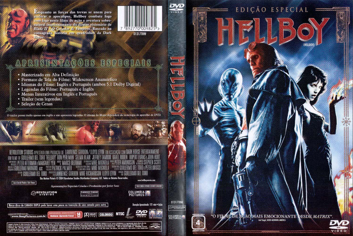 Hellboy  1 -2004- -Mg.y Mf.-