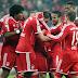 Match Hannovre - Bayern Munich : Bundesliga