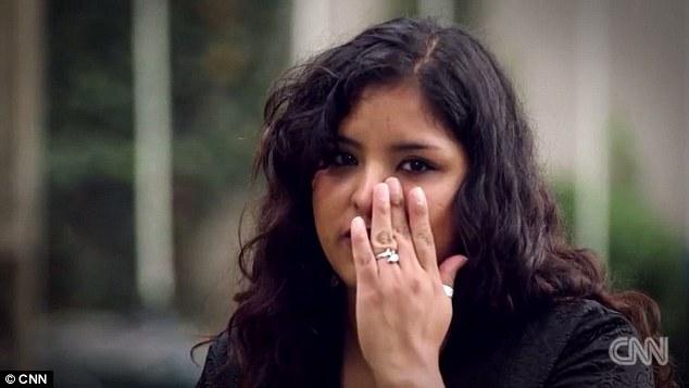 Karla Jacinto, Wanita yang Diperkosa Sebanyak 43.000 Kali