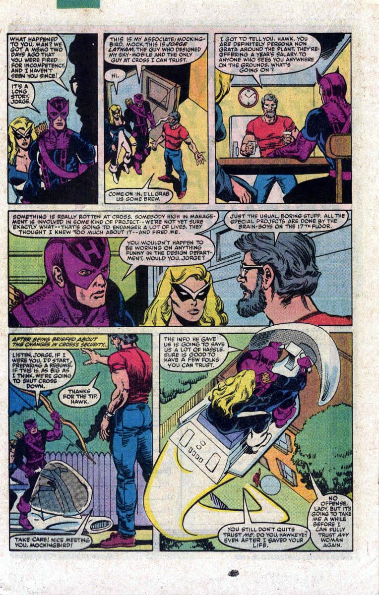 Hawkeye (1983) Issue #2 #2 - English 17