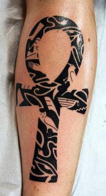 Ankh Tattoo