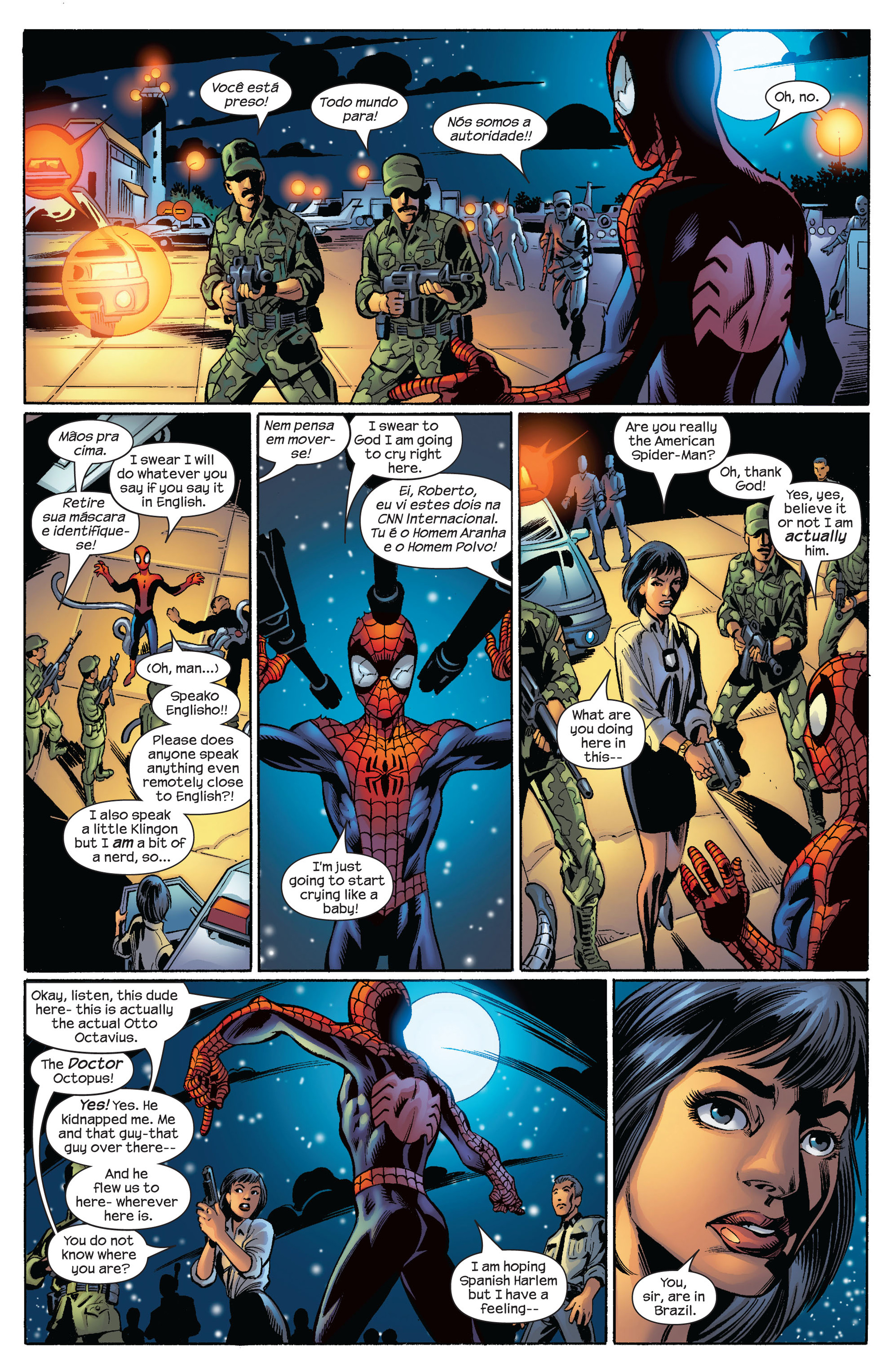 Ultimate Spider-Man (2000) Issue #58 #62 - English 9