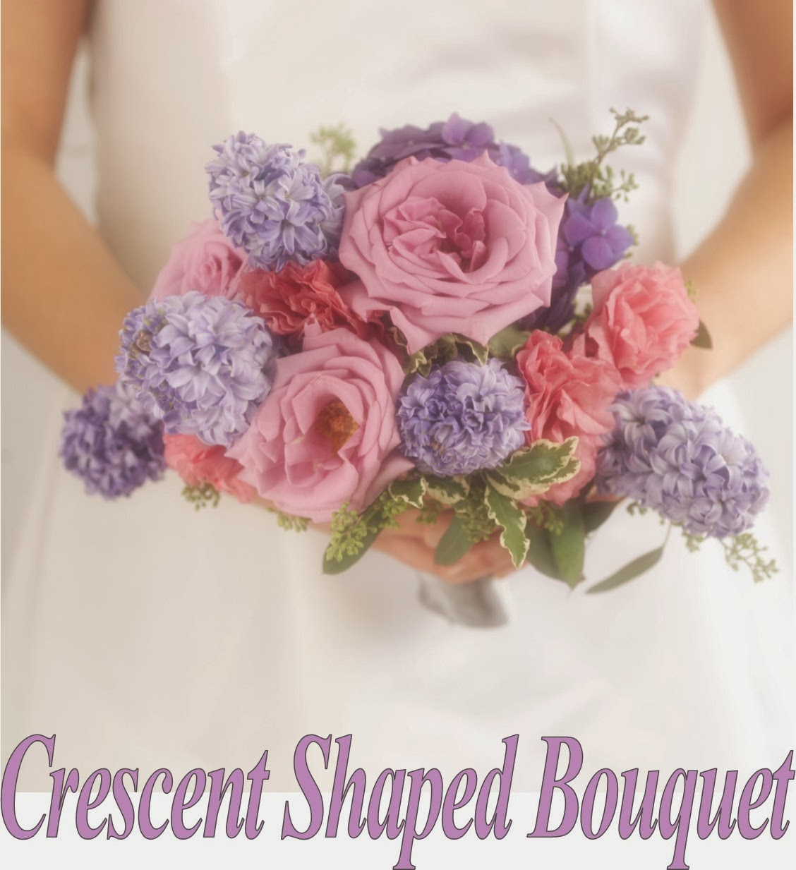 Live love breathe weddings a little bridal bouquet history bouquets draw on their fresh picked look cascading bouquets are created into a bouquet holder and can either cascade down or into a crescent shape izmirmasajfo