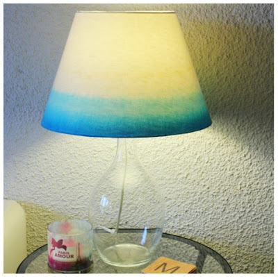 Simplicity In Colors Dip Dying Ombre Lamp Shades