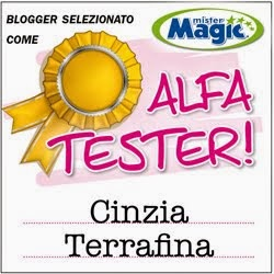 Titolo Alfa Tester Mister Magic