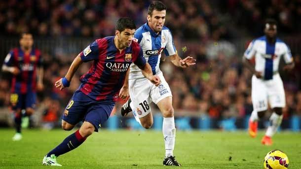 Las posibles alineaciones del Espanyol-Barça