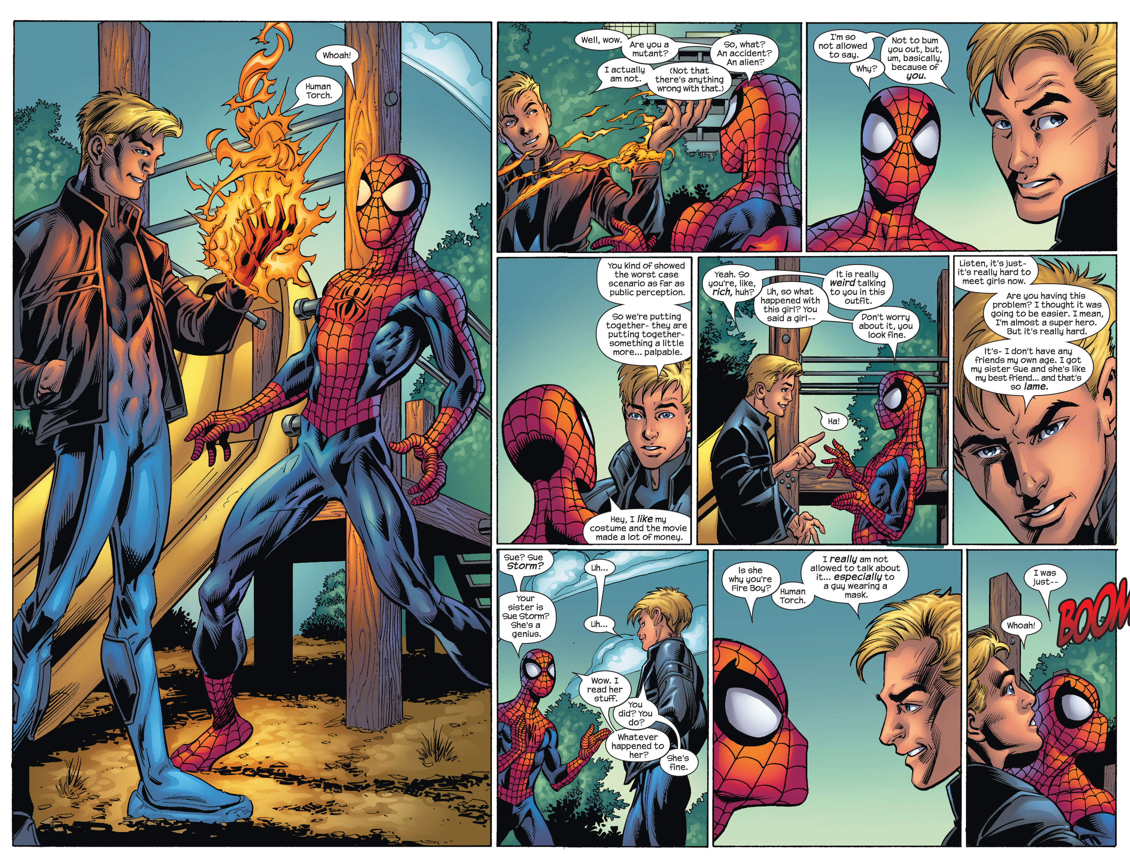 Ultimate Spider-Man (2000) Issue #69 #73 - English 15