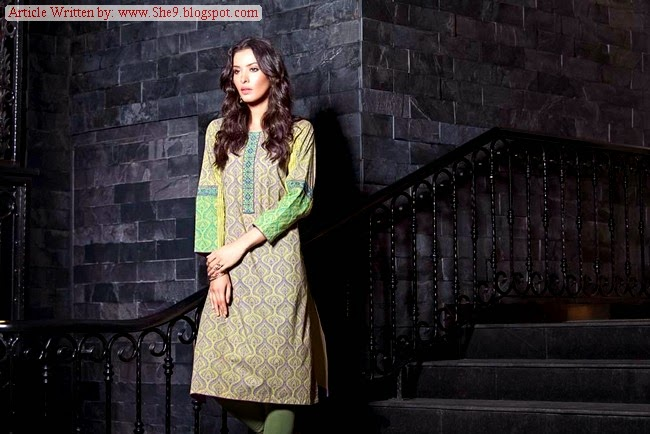 Gul Ahmed G-Pret Eid Collection 2014-2015