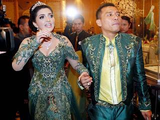 Pesta pernikahan Anang-Ashanty