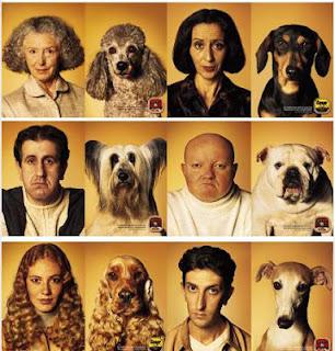 Ljudi i psi smiješne slike