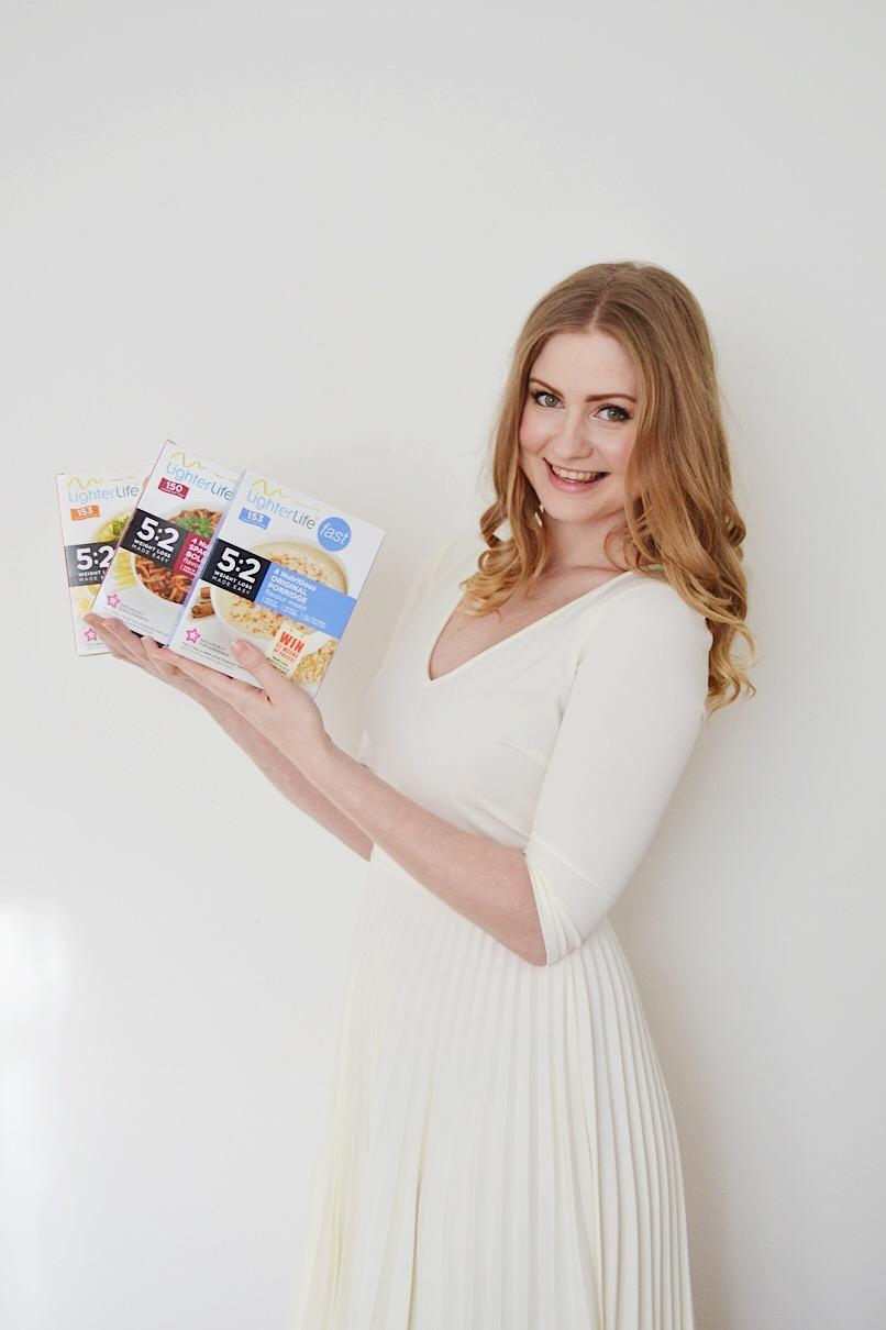 LighterLife 5:2 diet results, lifestyle bloggers, FashionFake blog